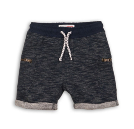 Fleece Short Blue