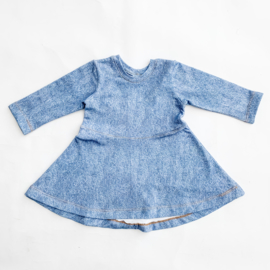 Fab Kids | Basicdress Denimlook