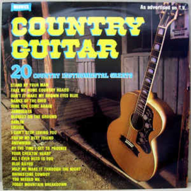 Various ‎– Country Guitar (20 Country Instrumental Greats)