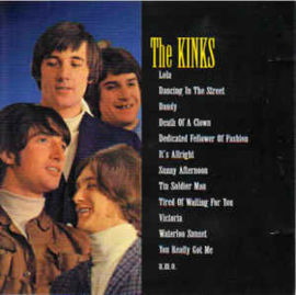 Kinks ‎– The Kinks (CD)