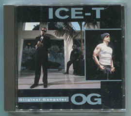 Ice-T ‎– O.G. Original Gangster (CD)