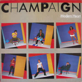 Champaign – Modern Heart