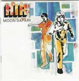 AIR ‎– Moon Safari (CD)