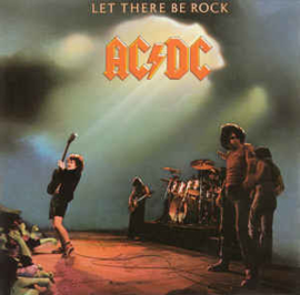 AC/DC ‎– Let There Be Rock (CD)