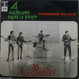 Beatles – 4 Garçons Dans Le Vent