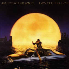 Jackson Browne ‎– Lawyers In Love (CD)