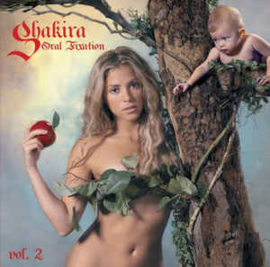 Shakira ‎– Oral Fixation Vol. 2 (CD)