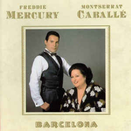 Freddie Mercury & Montserrat Caballé – Barcelona (CD)