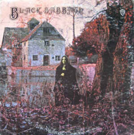 Black Sabbath ‎– Black Sabbath (LP)