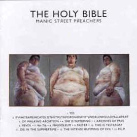 Manic Street Preachers – The Holy Bible (CD)