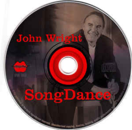 John Wright ‎– SongDanc (CD)