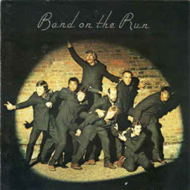 Paul McCartney & Wings ‎– Band On The Run (CD)