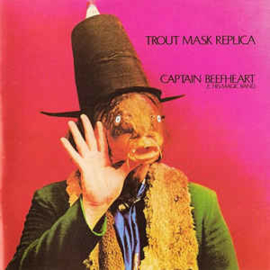 Captain Beefheart & His Magic Band ‎– Trout Mask Replica (CD)