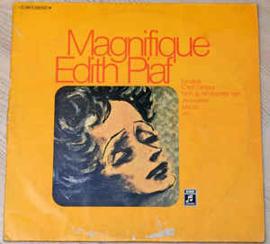 Edith Piaf – Magnifique Edith Piaf
