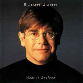Elton John ‎– Made In England (CD)