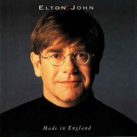 Elton John – Made In England (CD)