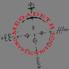 Megadeth ‎– Cryptic Writings (CD)