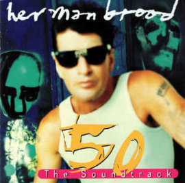Herman Brood ‎– 50 The Soundtrack (CD)