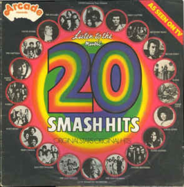 Various ‎– Listen To The Music - 20 Smash Hits