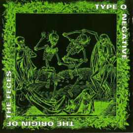 Type O Negative ‎– The Origin Of The Feces (CD)