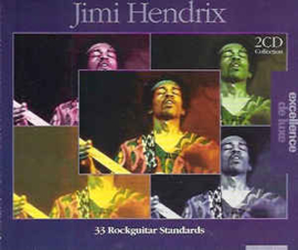 Jimi Hendrix ‎– 33 Rockguitar Standards (CD)