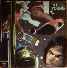 Neil Young ‎– American Stars 'N Bars