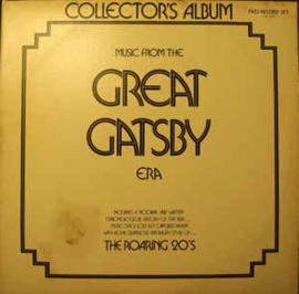 Various ‎– Music From The Great Gatsby Era