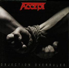Accept – Objection Overruled (CD)