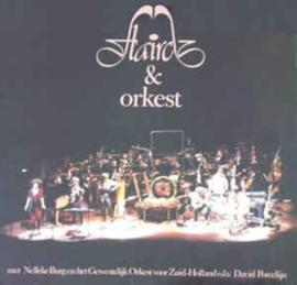 Flairck met Nelleke Burg en Gewestelijk Orkest Voor Zuid-Holland conducted by David Porcelijn – Flairck & Orkest