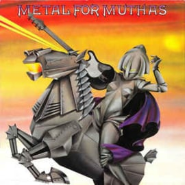 Various ‎– Metal For Muthas