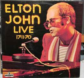 Elton John – Elton John Live 17-11-70