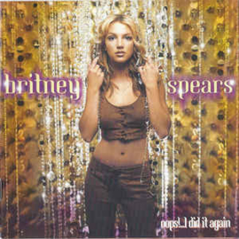 Britney Spears ‎– Oops!...I Did It Again (CD)