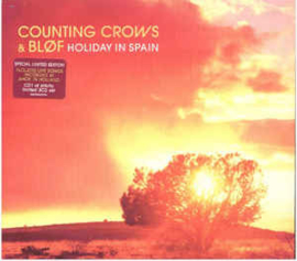 Counting Crows & Bløf ‎– Holiday In Spain (CD)
