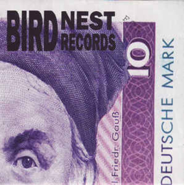 Various ‎– Birdnest For 10 Marks (CD)