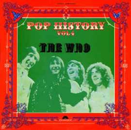 Who – Pop History Vol 4