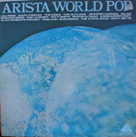 Various ‎– Arista World Pop