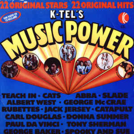 Various ‎– K-Tel's Music Power