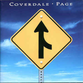 David Coverdale • Page ‎– Coverdale • Page (CD)