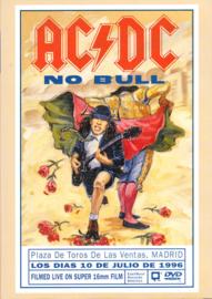 AC/DC – No Bull (Live - Plaza De Toros, Madrid) (DVD)