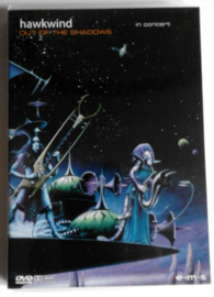 Hawkwind – Out Of The Shadows - In Concert (DVD)