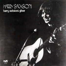 Harry Sacksioni ‎– Harry Sacksioni: Gitaar