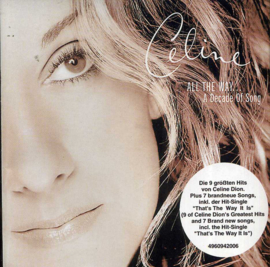 Celine – All The Way... A Decade Of Song (CD)