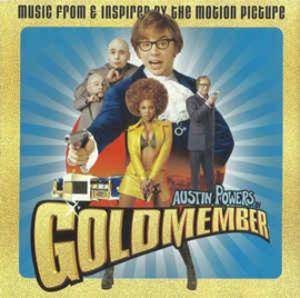 Austin Powers In Goldmember (Music From & Inspired By The Motion Picture) (CD)