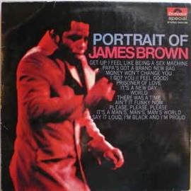 James Brown – Portrait Of James Brown