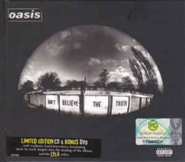 Oasis ‎– Don't Believe The Truth (CD)