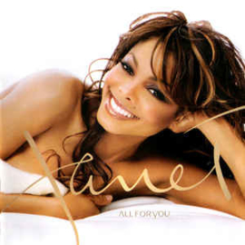 Janet Jackson ‎– All For You (CD)