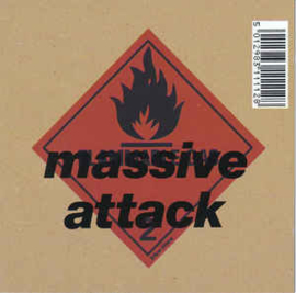 Massive Attack ‎– Blue Lines (CD)