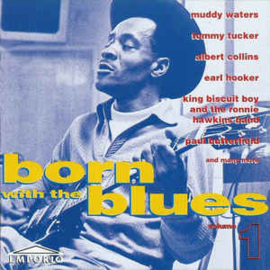 Various ‎– Born With The Blues Volume 1 (CD)