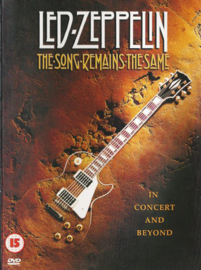 Led Zeppelin – The Song Remains The Same (DVD)