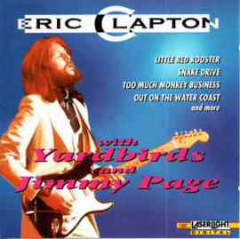 Eric Clapton ‎–  With Yardbirds And Jimmy Page (CD)